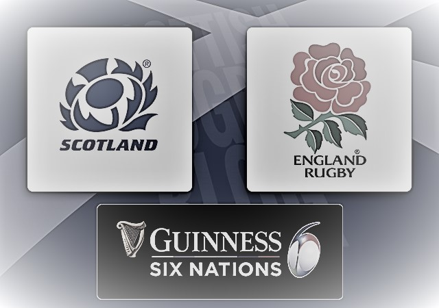 England vs Scotland Rugby Six Nations 2021